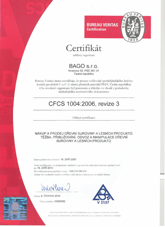 CFCS 1004:2006